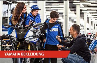 Yamaha Bekleidung