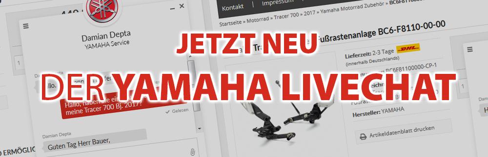 YAMAHA Live Chat