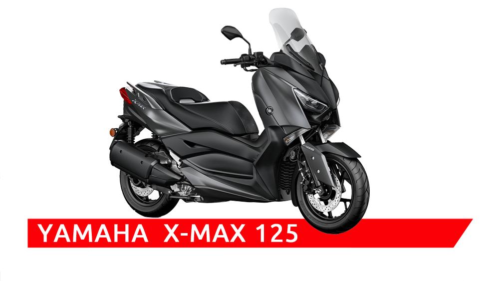 X-MAX 125