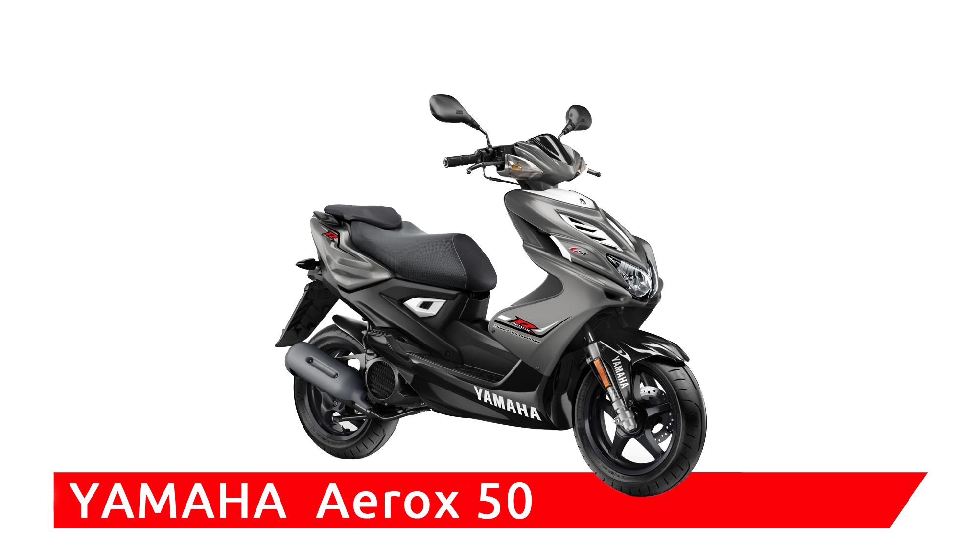 Aerox 50