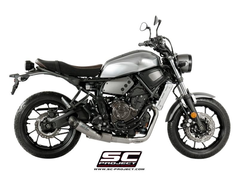 XSR 700 2017-2020
