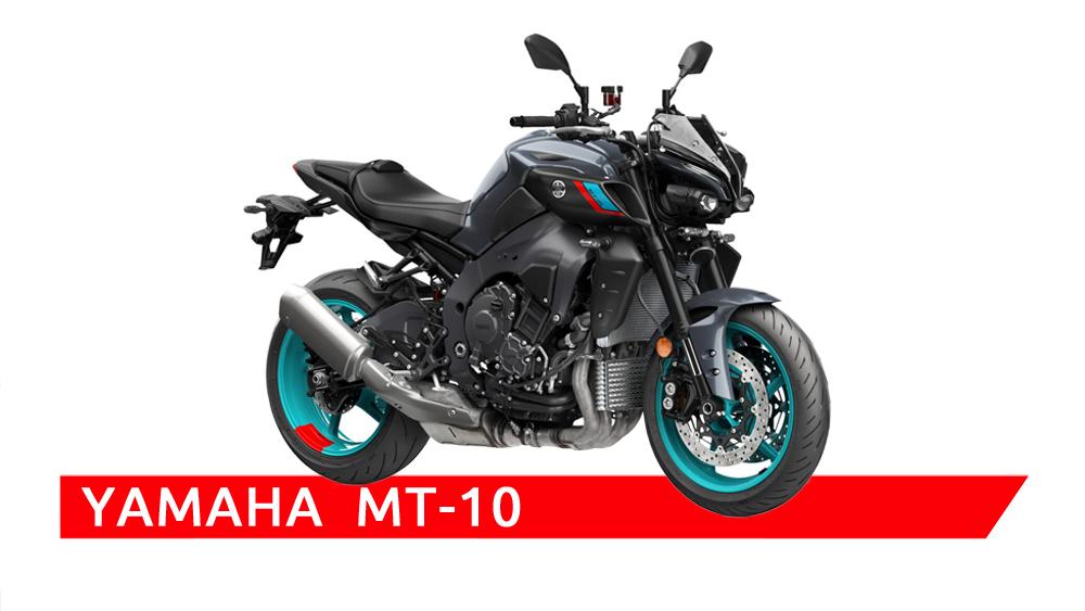MT-10 / SP / Tourer Edition