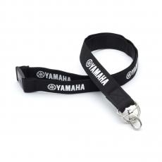 Yamaha Schlüsselband schwarzweiß N18-NL004-B9-00