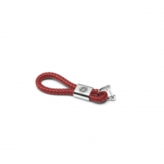 Yamaha KEYRING REVS LEATHER RED N20-AK006-C0-00