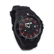 Yamaha Racing Armbanduhr schwarz N19-NW001-B7-00