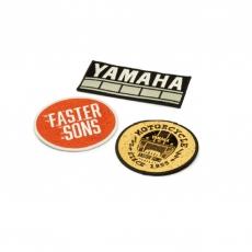 Yamaha Aufnäher-Set N20-PA010-B7-00