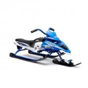 Snow-Bike Viper für Kinder, blau