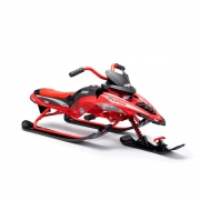 Snow-Bike Viper für Kinder, rot