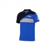 YAMAHA Paddock Blue Racing-Polo für Herren B18-FT109-E1