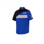 YAMAHA  Paddock Blue Hemd für Herren B18-FT119-E1
