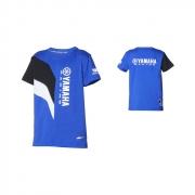 Yamaha Paddock Blue T-Shirt für Kinder B16-FT501-E1