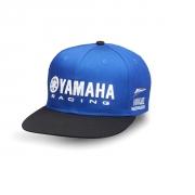 Yamaha Paddock Blue FLAT-Schirmmütze  N18-FH300-E1