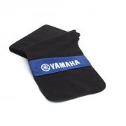 Yamaha FLEECE SCHAL SCHWARZ N19-SN015-B0-00