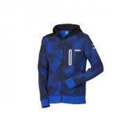Yamaha Paddock Blue Camo- Kapuzenpulli für Herren B20-FT106-E1