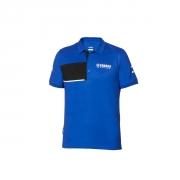 Yamaha Paddock Blue Pique-Polo für Herren  B20-FT109-E1