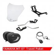 Yamaha MT-07 Reise-Paket B4C-FTRKI-00-00