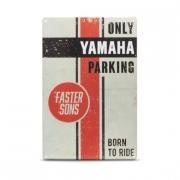 Yamaha Vintage Schild N20-PB004-C1-00