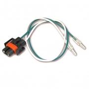 Motorrad Adapter Kabel 12V H8 + 300mm Kabel