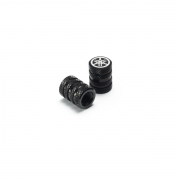 Yamaha MT-07 Aluminium Valve Cap BLACK 90338-W1016-BL