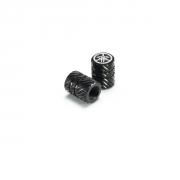 Yamaha MT-10 Aluminium Valve Cap BLACK 90338-W1018-BL