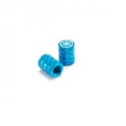 Yamaha Niken Aluminium Valve Cap BLUE 90338-W1016-BU
