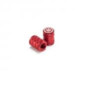 Yamaha NMAX Aluminium Valve Cap RED 90338-W1016-RE