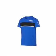 Yamaha Paddock Blue T-Shirt für Kinder